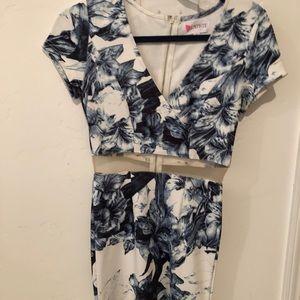 floral LF dress